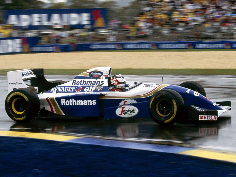 1994 Formula1 Williams FW16B Race Car Racing 4000x3000 wallpaper
