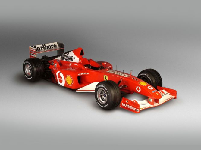 2002 Formula1 Ferrari F2002 Race Car Racing 4000x3000 wallpaper