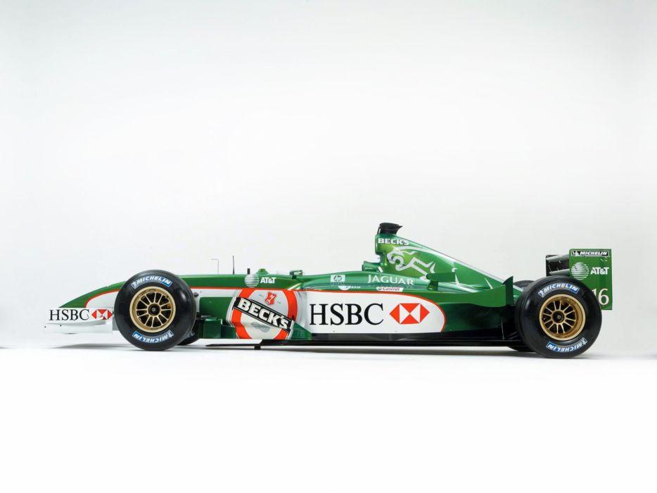 2002 Formula1 Jaguar-R3 Race Car Racing 4000x3000 wallpaper