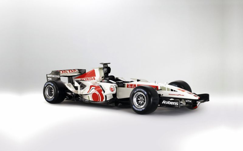 2006 Formula1 Honda RA106 Race Car Racing 4000x2500 wallpaper
