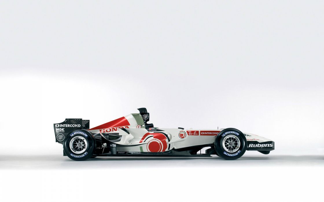 2006 Formula1 Honda RA106 Race Car Racing 4000x2500 wallpaper