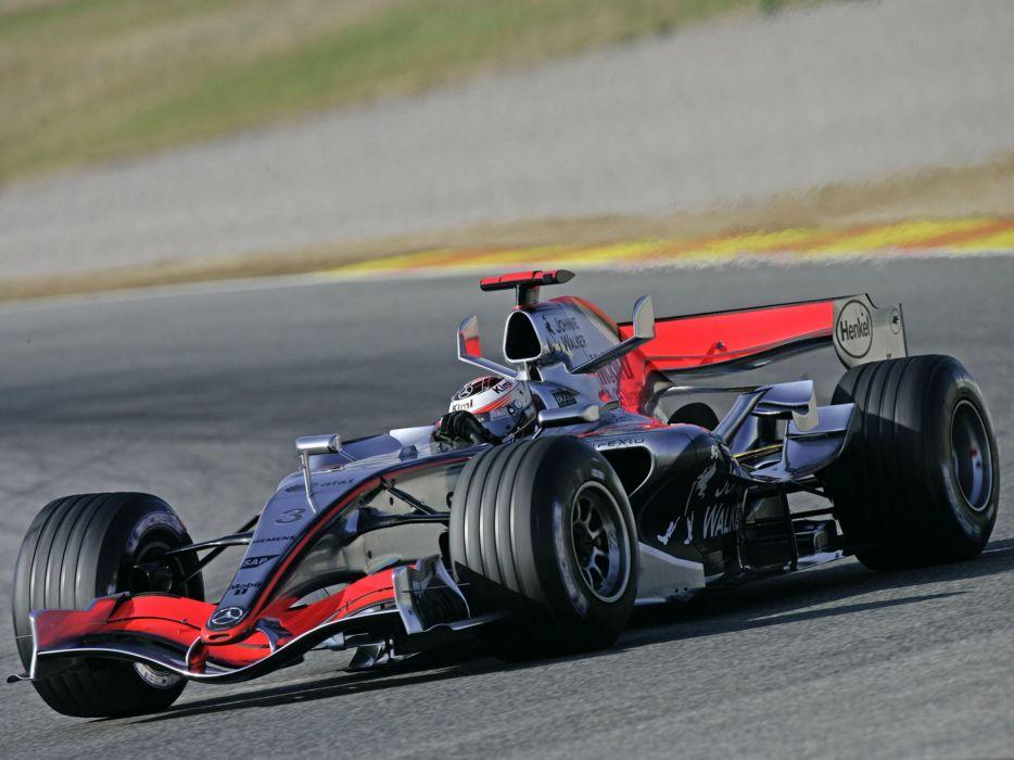 2006 Formula1 McLaren MP4-21 Race Car Racing 4000x3000 wallpaper