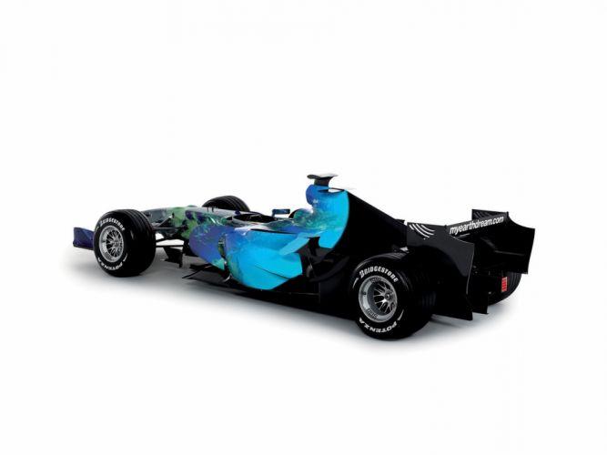 2007 Formula1 Honda RA107 Race Car Racing 4000x3000 wallpaper