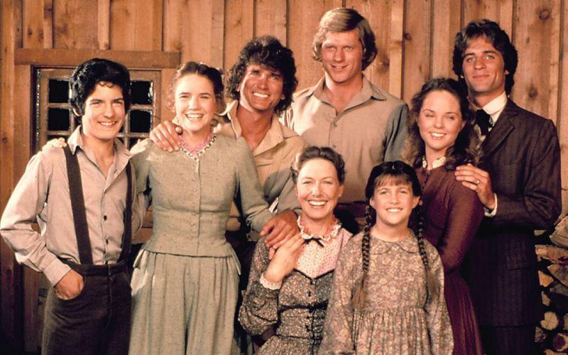 LITTLE HOUSE ON THE PRAIRIE drama family romance series western (10) wallpaper