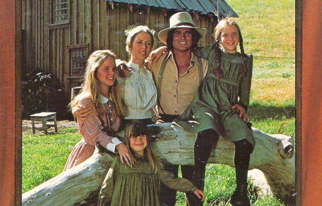 LITTLE HOUSE ON THE PRAIRIE drama family romance series western (7) wallpaper