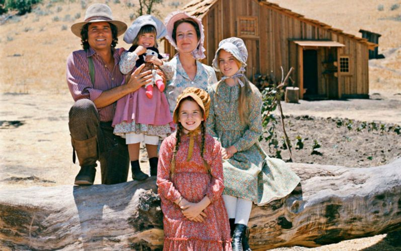 LITTLE HOUSE ON THE PRAIRIE drama family romance series western (22) wallpaper