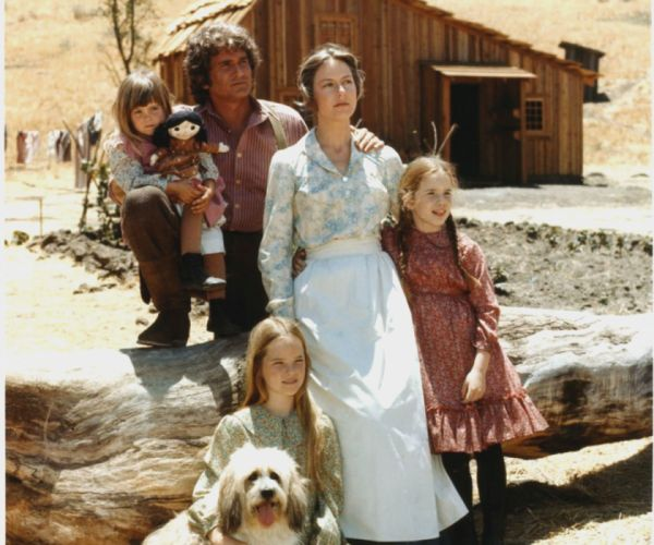 LITTLE HOUSE ON THE PRAIRIE drama family romance series western (28) wallpaper