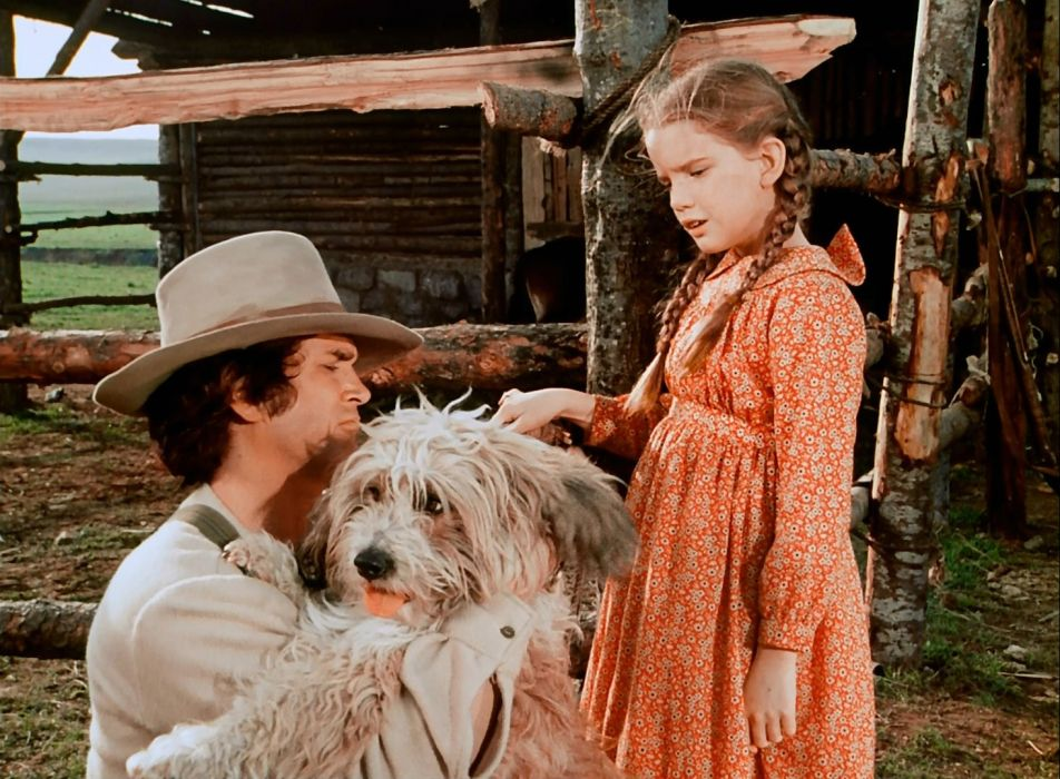 LITTLE HOUSE ON THE PRAIRIE drama family romance series western (42) wallpaper