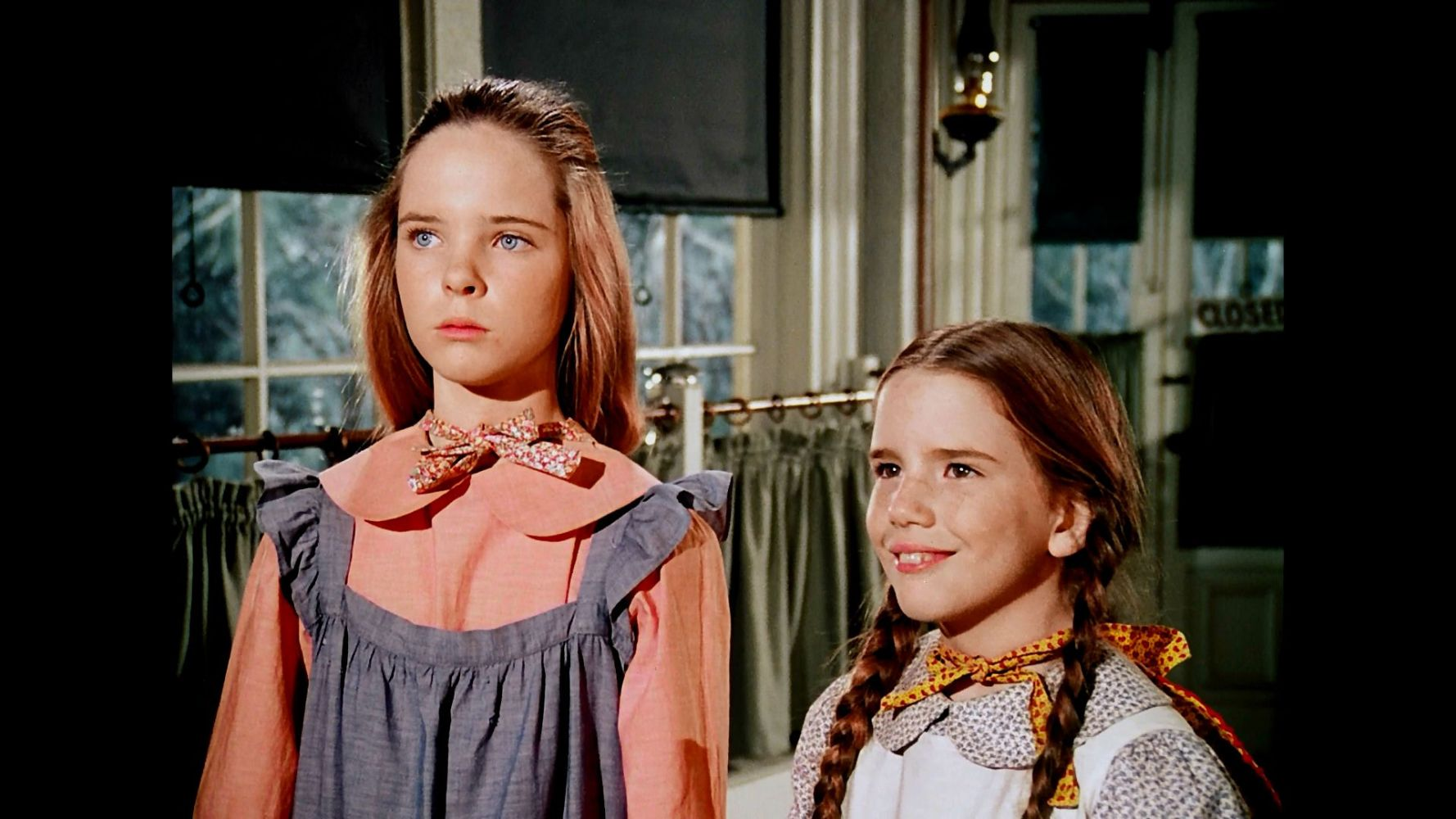 Girl from little house on the prairie naked