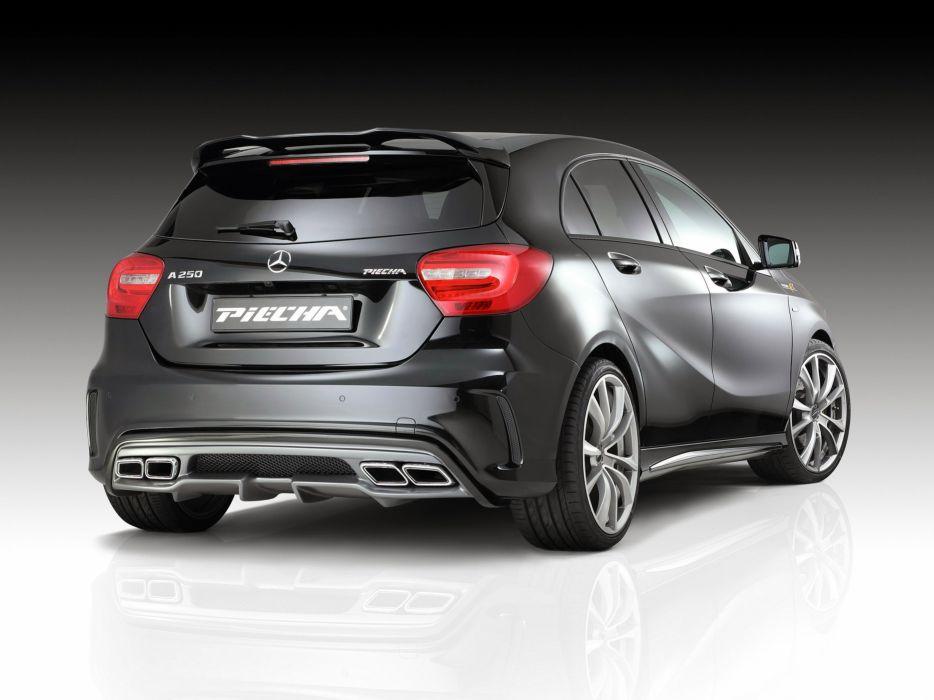 piecha design mercedes-benz a-class amg tunning car Germany 2014 4000x3000 wallpaper