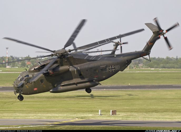 helicopter aircraft Germany military army wallpaper