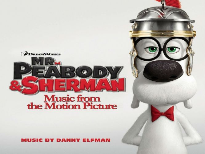 MR PEABODY AND SHERMAN animation adventure comedy family (50) wallpaper