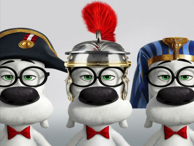 MR PEABODY AND SHERMAN animation adventure comedy family (91) wallpaper