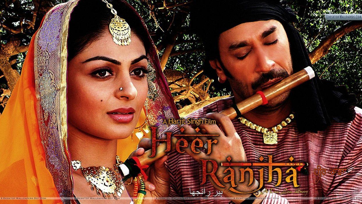 NEERU BAJWA bollywood actress model babe (9) wallpaper