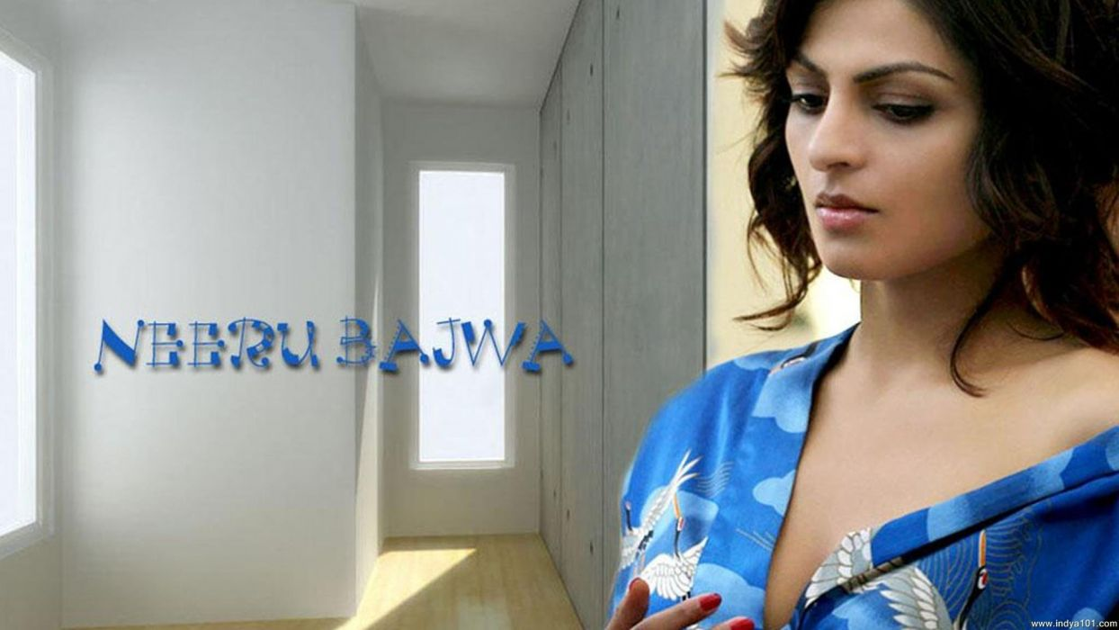 NEERU BAJWA bollywood actress model babe (25) wallpaper