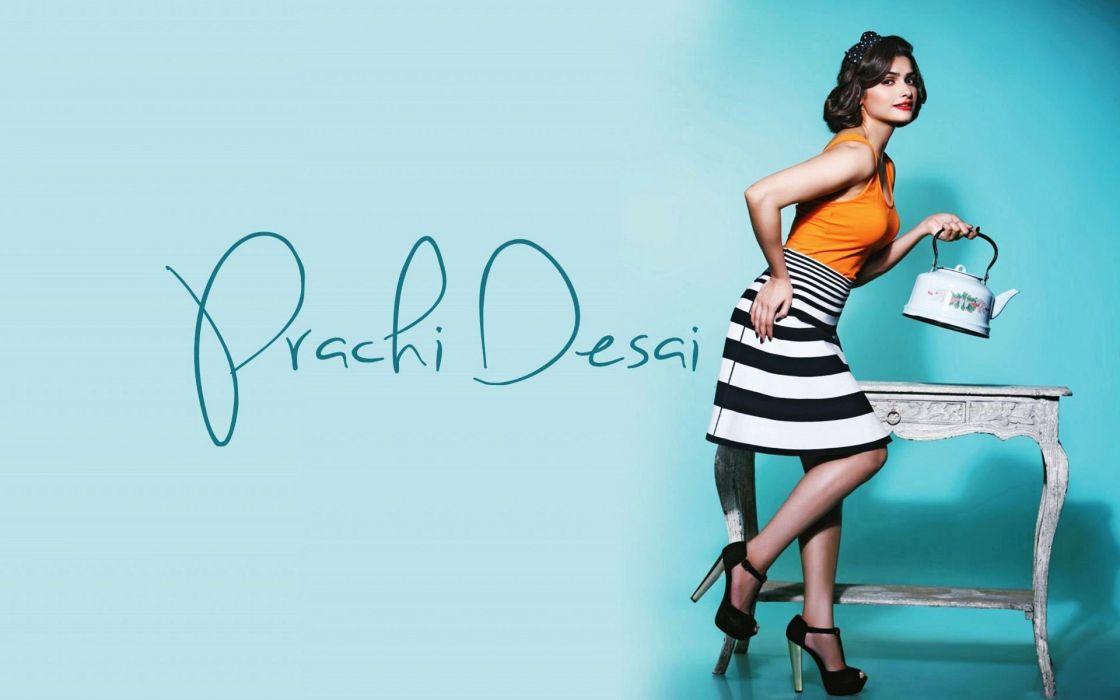 PRACHI DESAI bollywood actress model babe (3) wallpaper