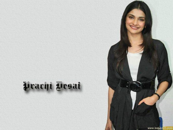 PRACHI DESAI bollywood actress model babe (8) wallpaper