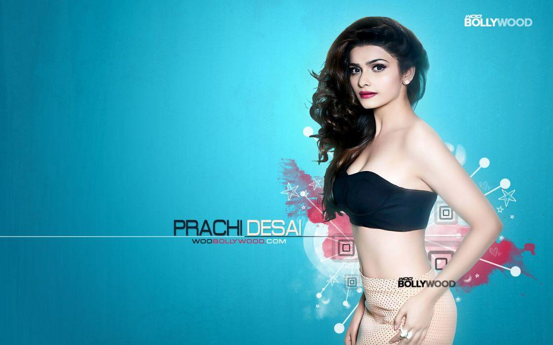 PRACHI DESAI bollywood actress model babe (11) wallpaper