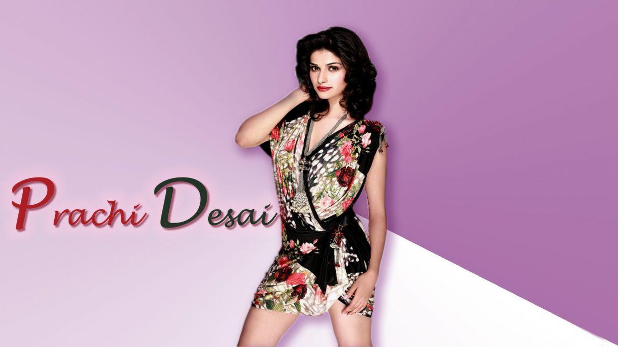 PRACHI DESAI bollywood actress model babe (31) wallpaper