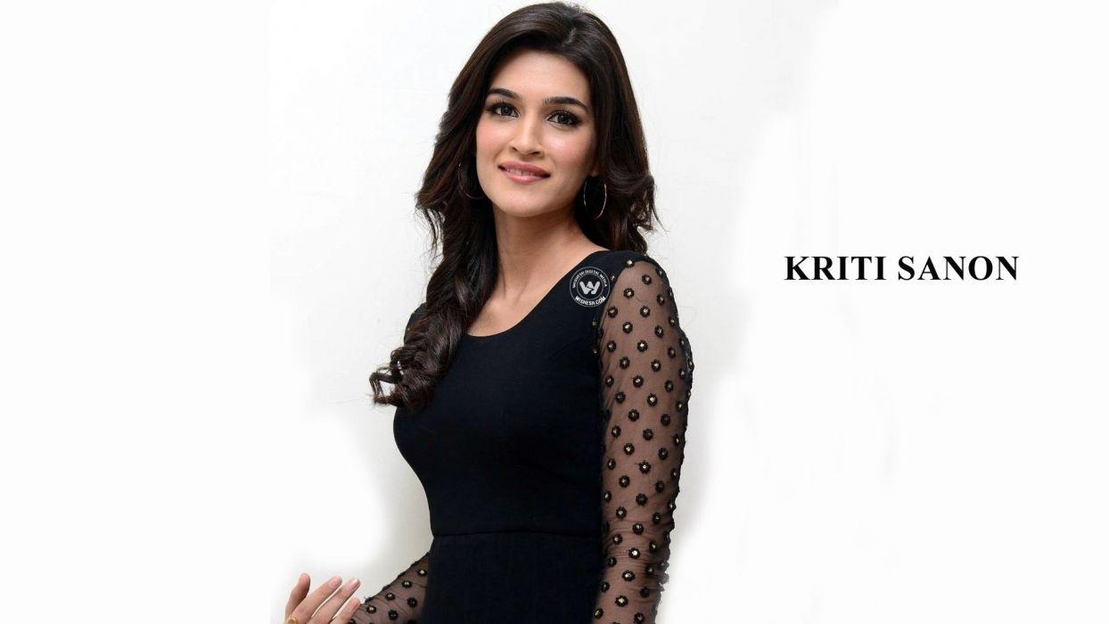 KRITI SANON bollywood actress model babe (11) wallpaper