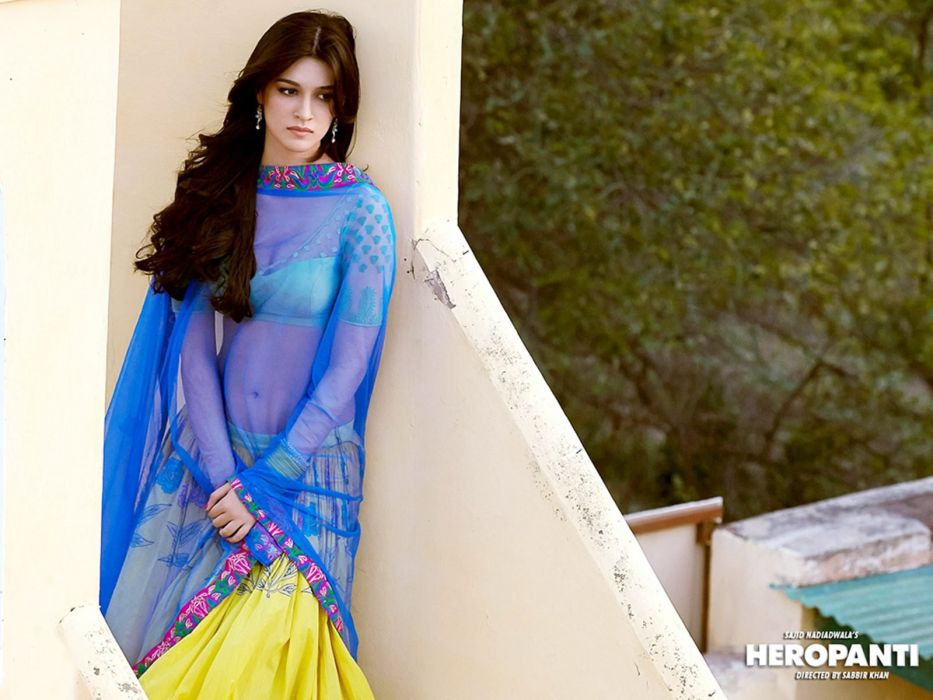 KRITI SANON bollywood actress model babe (27) wallpaper
