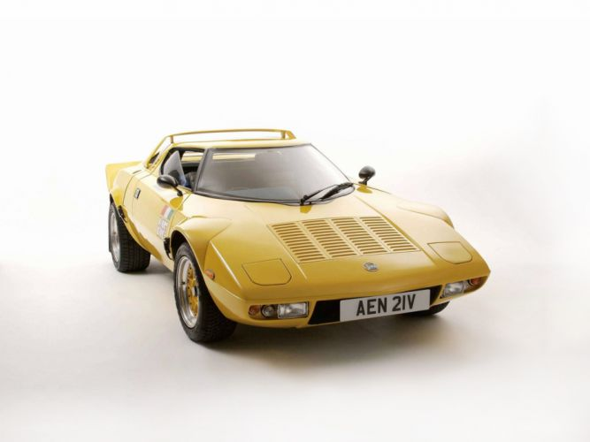 1973 Lancia Stratos-HF Car Italy Sport Supercar 4000x3000 6 wallpaper