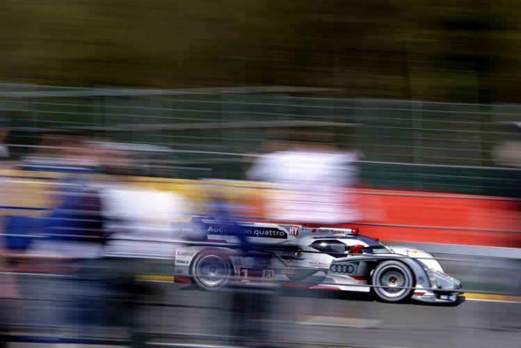 Race Car Racing Le-Mans Supercar LMP1 audi Germany (2) wallpaper