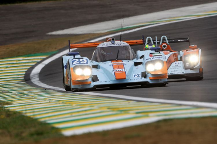 Race Car Racing Le-Mans Supercar LMP1 Aston-Martin Gulf wallpaper