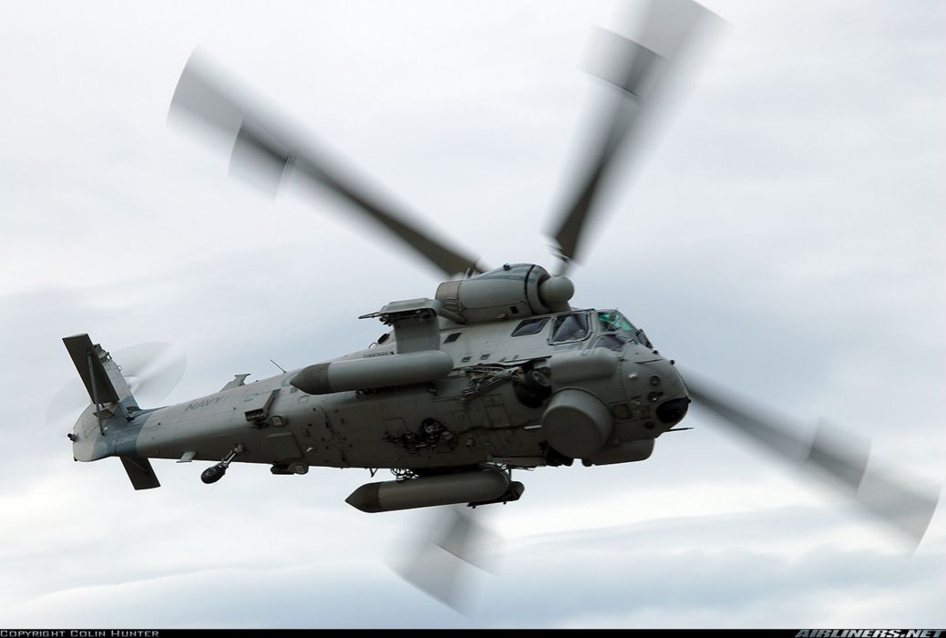Helicopter Aircraft Military Navy Tranport (2) wallpaper