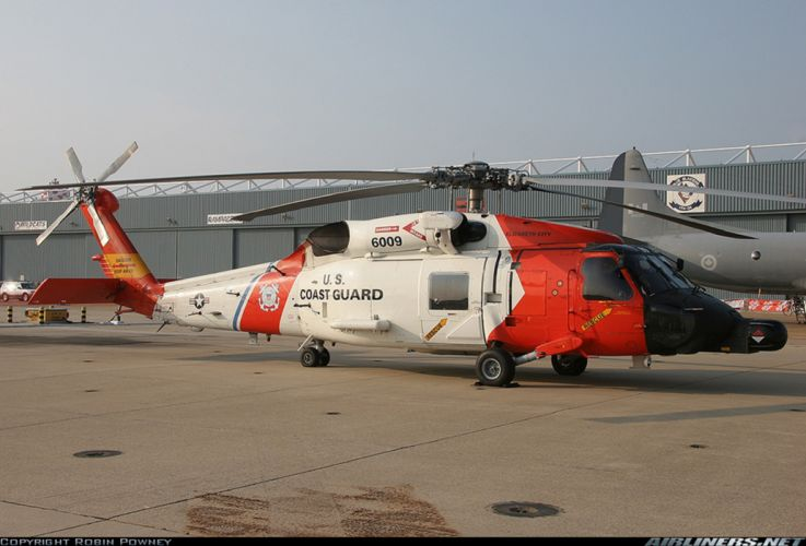 Helicopter Aircraft Coast Guard Rescue USA Transport wallpaper