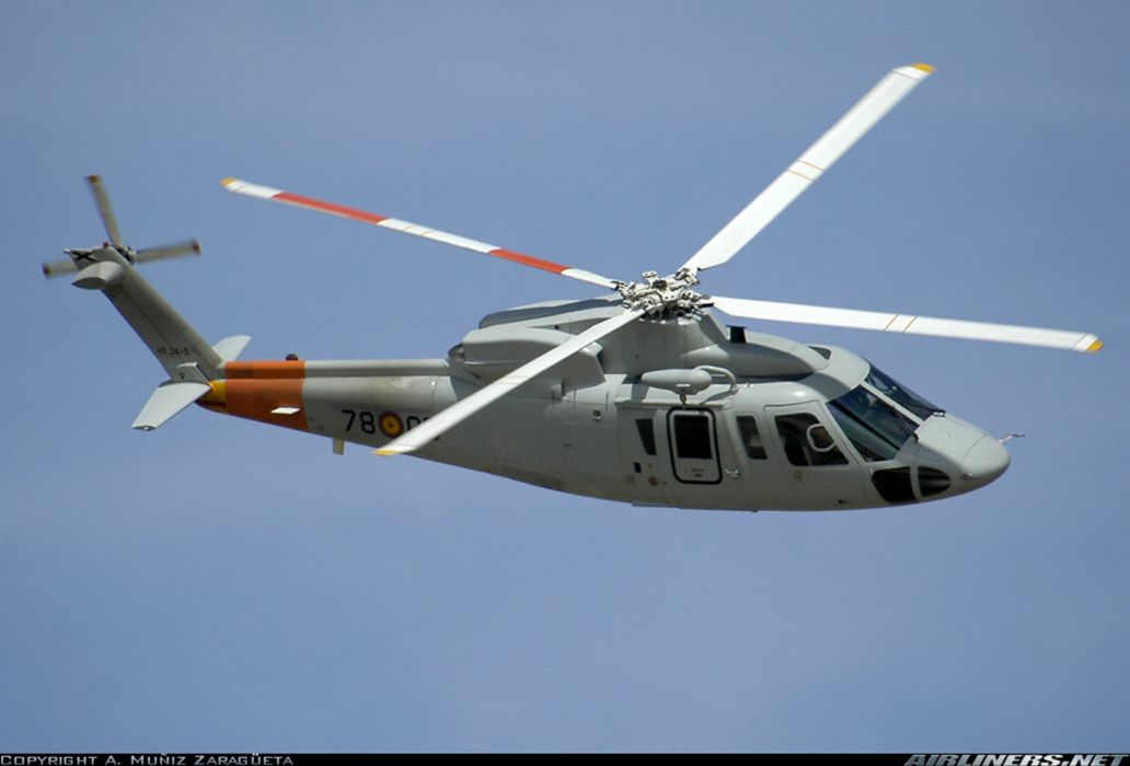 Helicopter Aircraft Military Army Transport Spain wallpaper