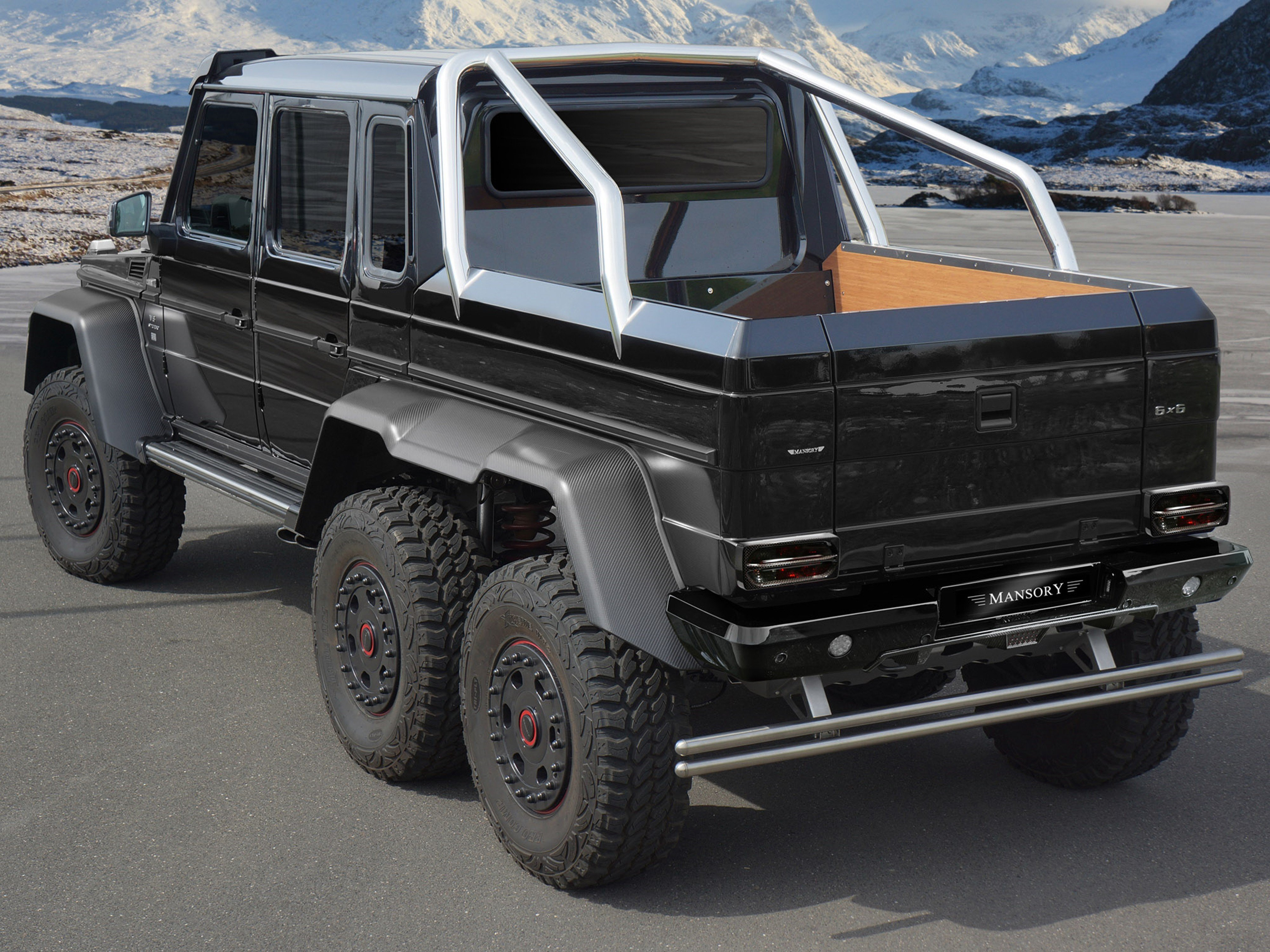 Mansory amg mercedes benz g class tunning off road car for Mercedes benz g class off road