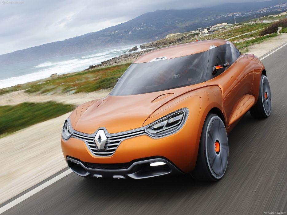 Renault Captur Car Concept 2011 France Wallpaper 4000x3000 (7) wallpaper