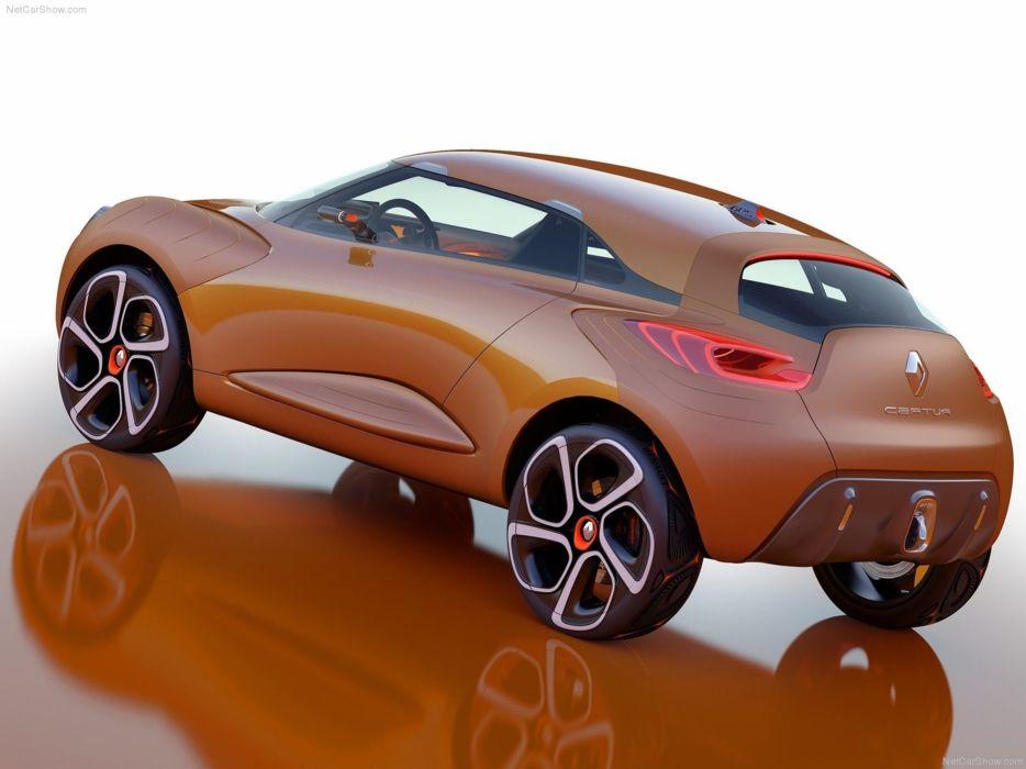 Renault Captur Car Concept 2011 France Wallpaper 4000x3000 (18) wallpaper