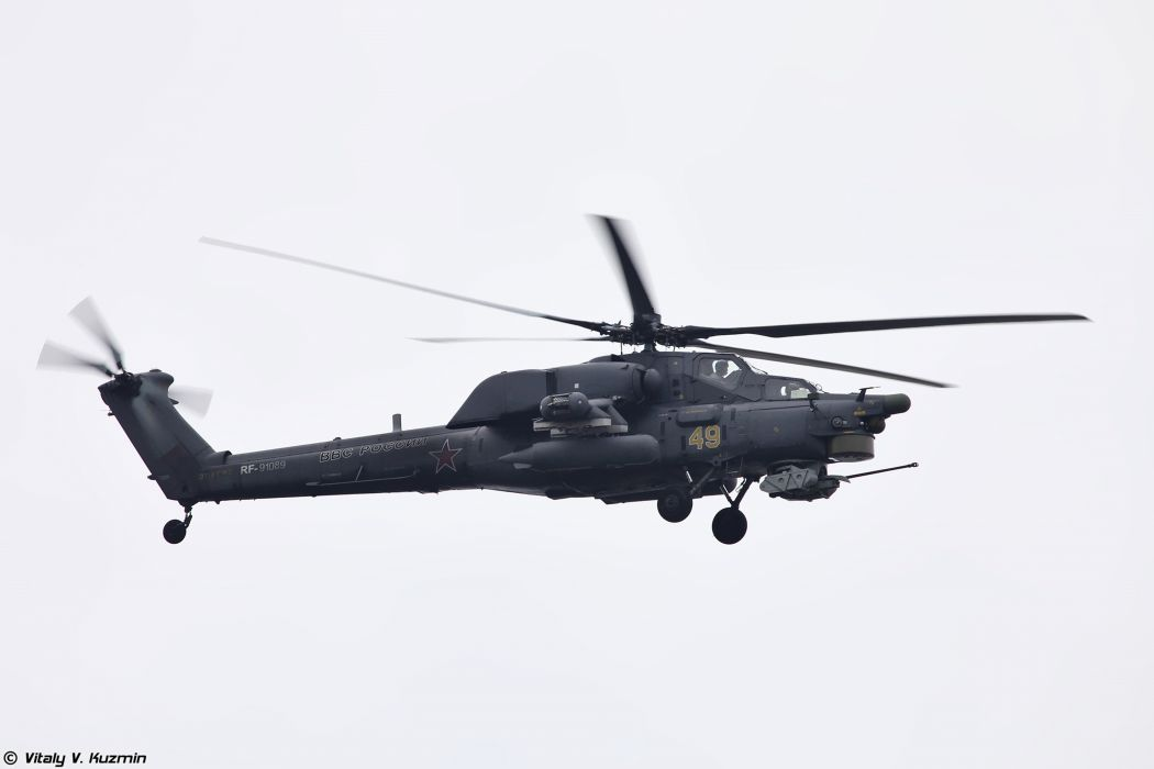 Russian Red Star Russia Helicopter Aircraft Military Army Attack Mil-Mi 4000x2667 (2) wallpaper