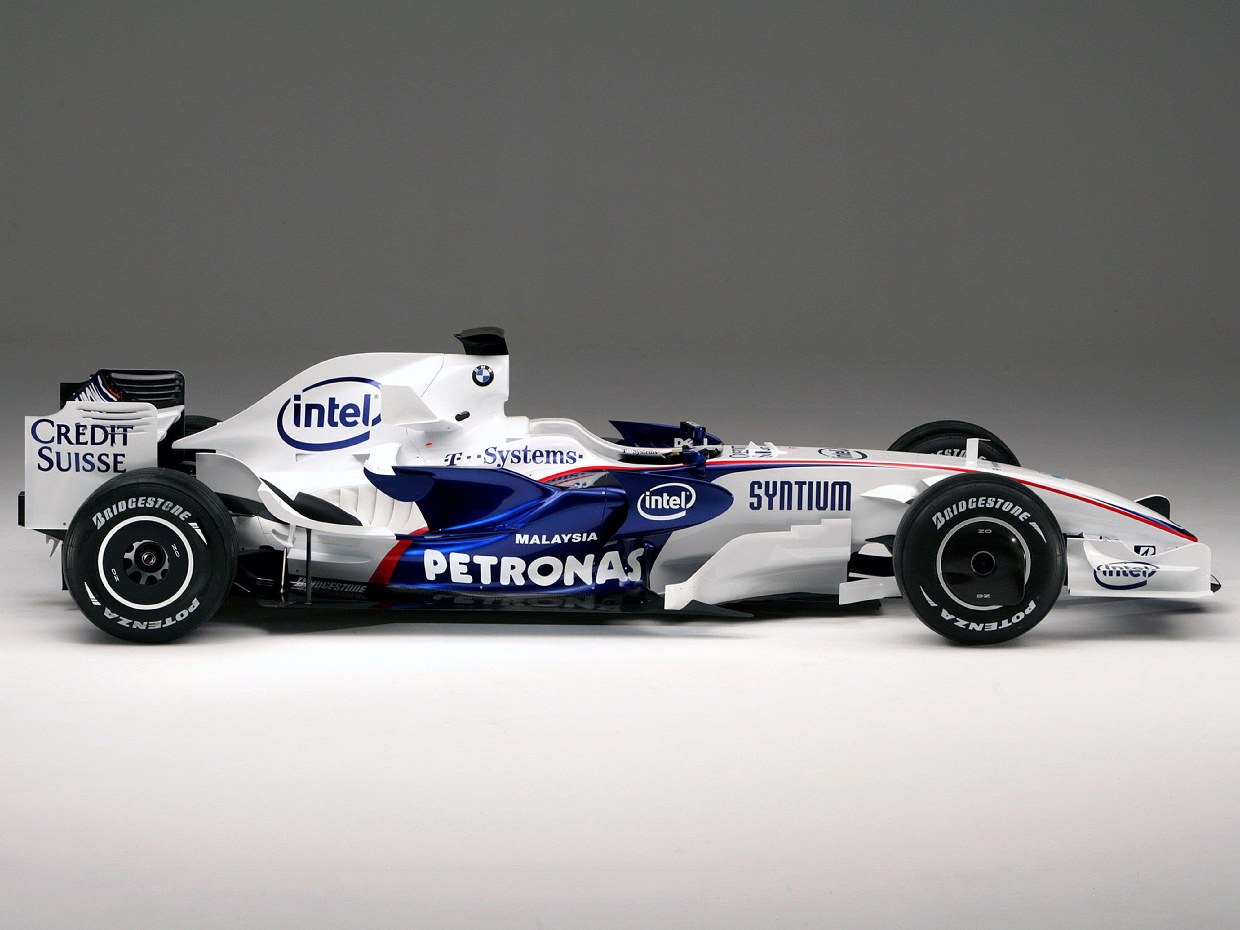 2008 Formula-1 BMW Sauber F1-08 Race Car Racing 4000x3000 ...