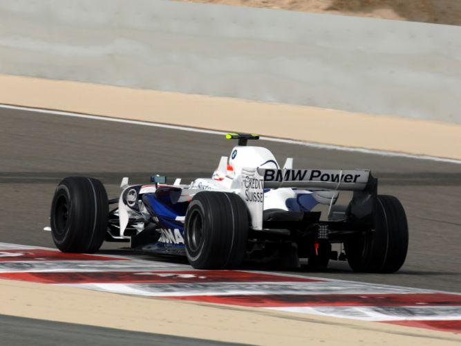 2008 Formula-1 BMW Sauber F1-08 Race Car Racing 4000x3000 (6) wallpaper