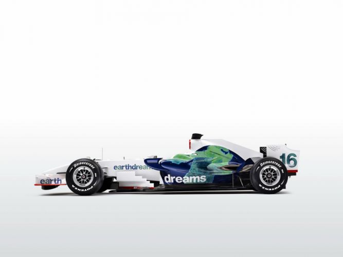 2008 Formula-1 Honda RA108 Race Car Racing 4000x3000 (2) wallpaper