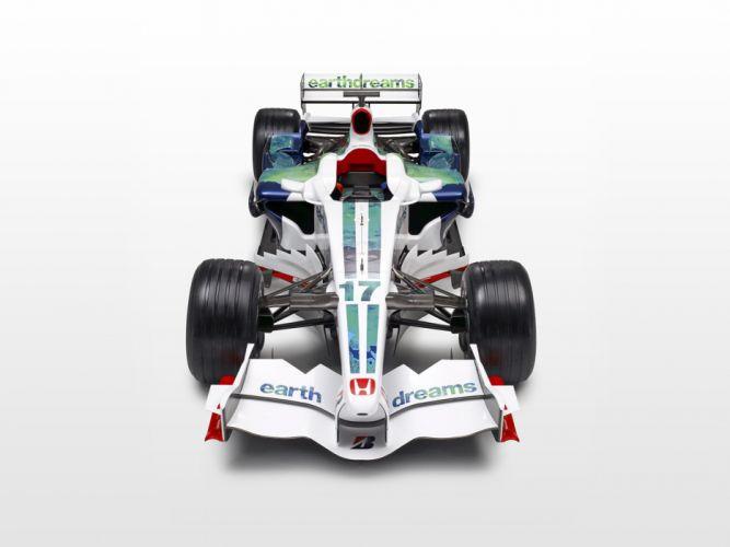 2008 Formula-1 Honda RA108 Race Car Racing 4000x3000 (3) wallpaper