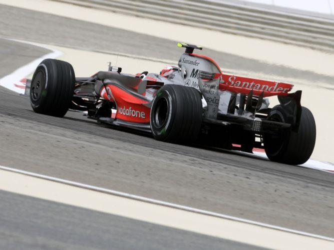 2008 Formula-1 McLaren MP4-23 Race Car Racing 4000x3000 (2) wallpaper