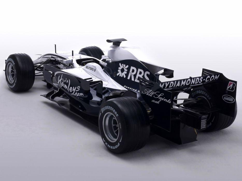 2008 Formula-1 Williams FW30 Race Car Racing 4000x3000 (3) wallpaper