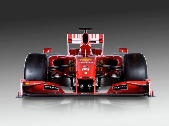 2009 Formula-1 Ferrari F60 Race Car Racing 4000x3000 (3) wallpaper
