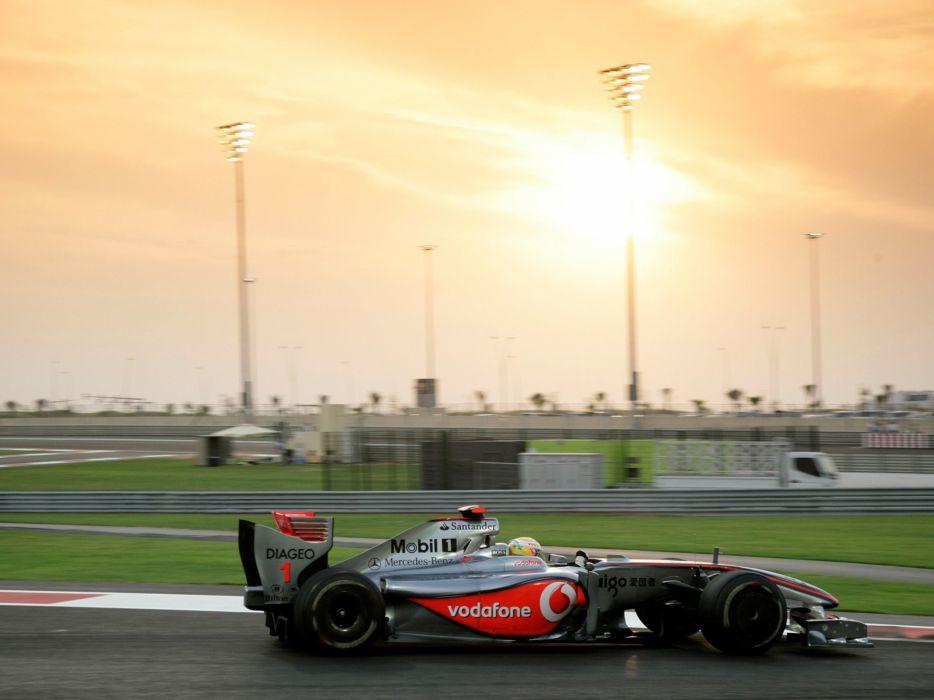2009 Formula-1 McLaren MP4-24 Race Car Racing 4000x3000 (2) wallpaper
