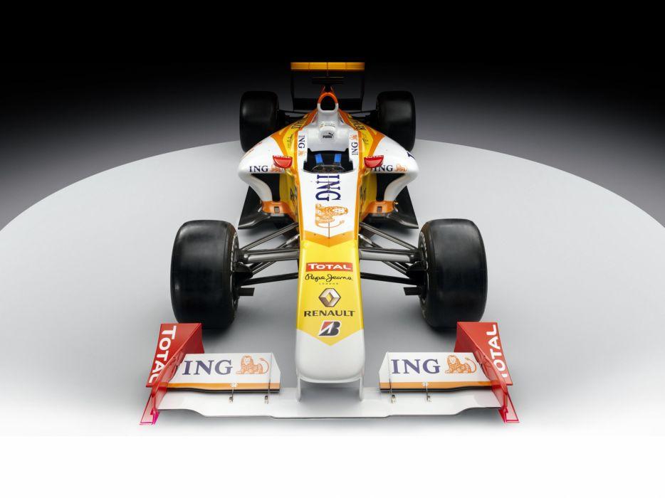 2009 Formula-1 Renault R29 Race Car Racing 4000x3000 (2) wallpaper