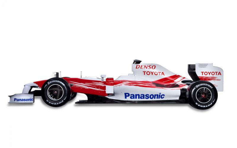 2009 Formula-1 Toyota TF109 Race Car Racing 4000x2500 (3) wallpaper
