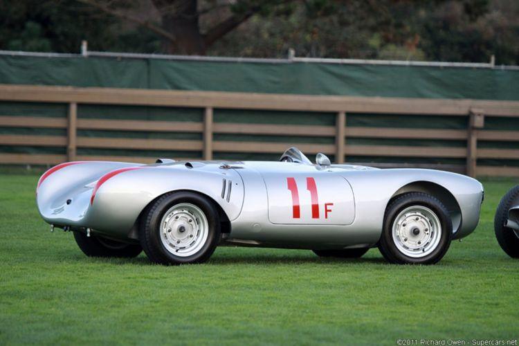 Race Car Classic Racing Porsche Silver 2667x1779 wallpaper