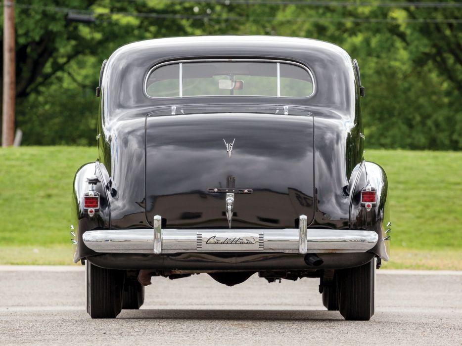 1939 Cadillac Series-90 V16 7-passenger Sedan Fleetwood (39-9023) luxury retro i wallpaper