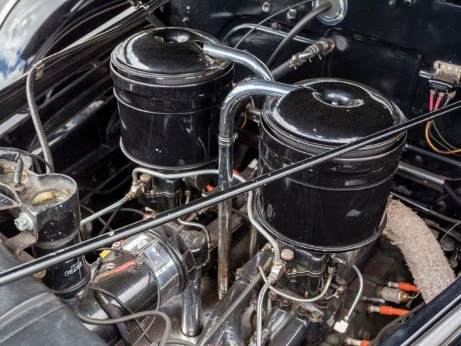 1939 Cadillac Series-90 V16 7-passenger Sedan Fleetwood (39-9023) luxury retro engine o wallpaper