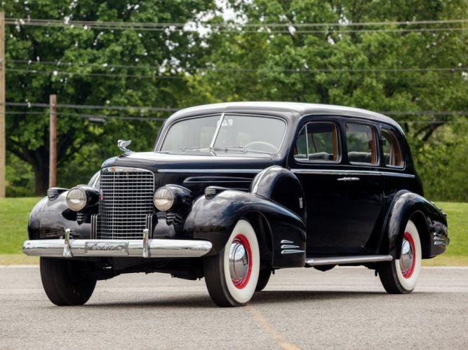 V Series Cadillac >> 1939 Cadillac Series-90 V16 7-passenger Sedan Fleetwood (39-9023) luxury retro l wallpaper ...