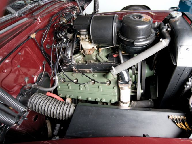 1946 Cadillac Sixty Two Convertible (6267D) retro luxury engine g wallpaper